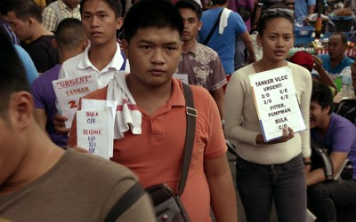 FREIGHTENED_Philippine recruiters on the streets of Manila